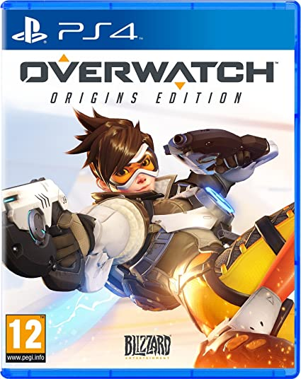 Buy Overwatch Origin Edition (PS4) Online at Low Prices in India