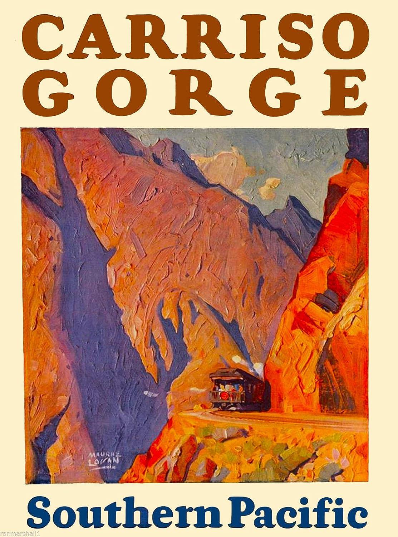 Amazon.com: carriso Carrizo Gorge California tren Estados ...