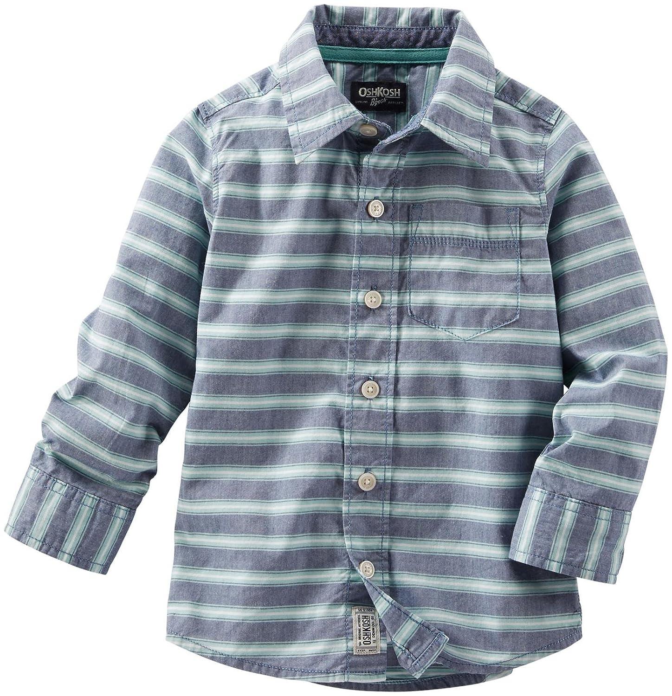 OshKosh BGosh Boys Striped Shirt