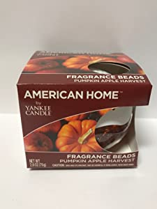 """Pumpkin Apple Harvest"" Fragrance Beads by American Home by Yankee Candle"