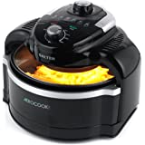 Salter EK2386 AeroCook Pro Air Fryer with Halogen Convection and Infrared Power, 7 Litre, 1000 W