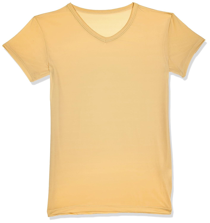 SHINO black Night - Roundneck Shirt - Microfibre - Farbe: skin, Größe: S Größe: S SHTS016-skin-S