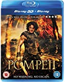Pompeii [Blu-ray 3D + Blu-ray] [2014]