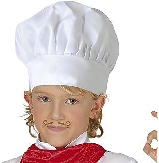 Sombrero De Cocinero Chef Adulto Elástica Panadero Elástica Cocina ... 20bb5dac0e1