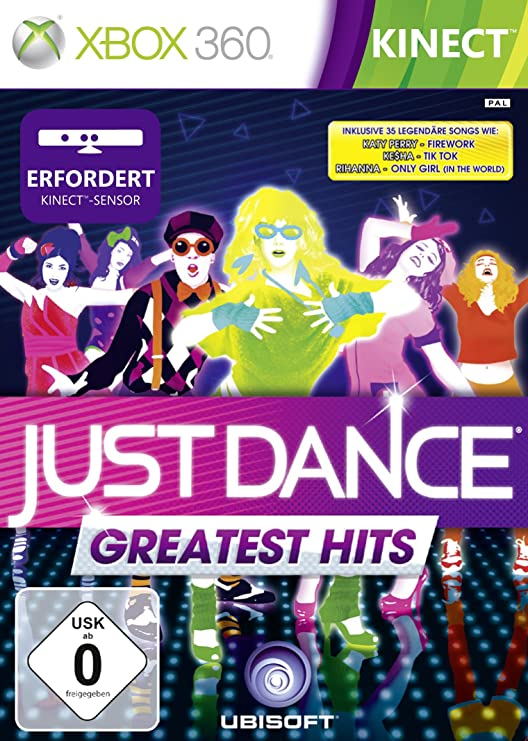 Ubisoft Just Dance Greatest Hits - Xbox 360 - Juego (Xbox 360 ...