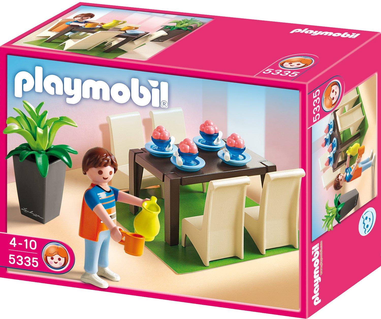 Amazon.de:PLAYMOBIL 5335   Schickes Esszimmer