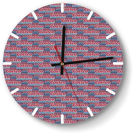 Amazon Com Ertmu Wall Clock Simple Mute Costco Wholesale Usa Online Catalog Digital Clock For Office Home Kitchen