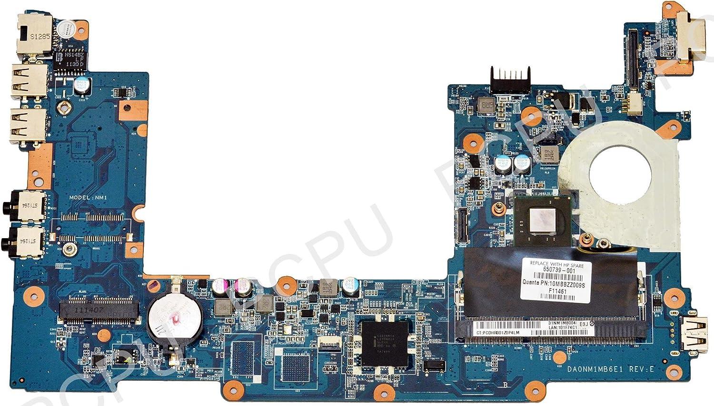 650739-001 HP Mini 110 210 Netbook Motherboard w/Intel Atom N570 1.66GHz CPU