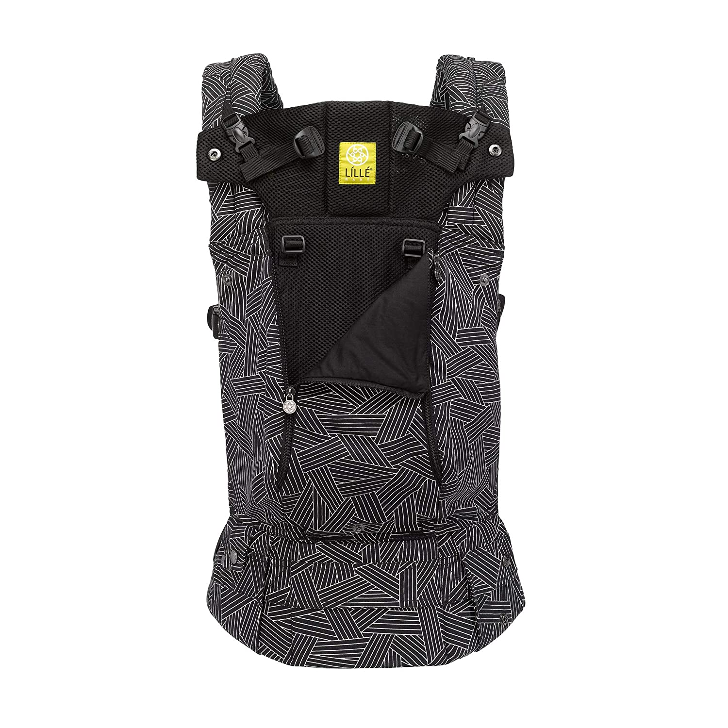 L LL baby Complete All Seasons SIX-Position 360 Ergonomic Baby Child Carrier, Indefinite – Lumbar Support