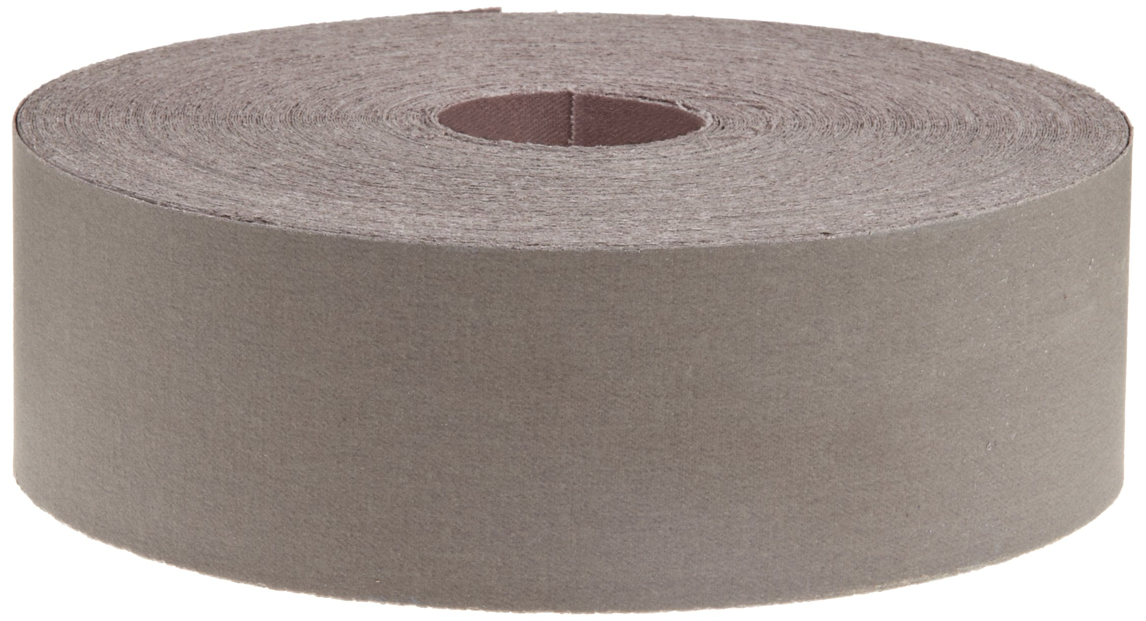 3M Utility Cloth Roll 211K, Aluminum Oxide, 2'' Width x 50yd Length, 500 Grit (Pack of 1)