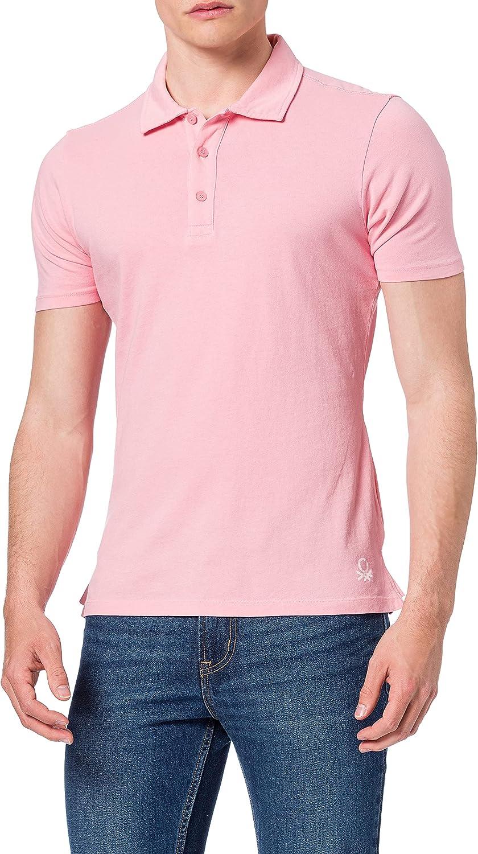 United Colors of Benetton Camisa de Polo para Hombre