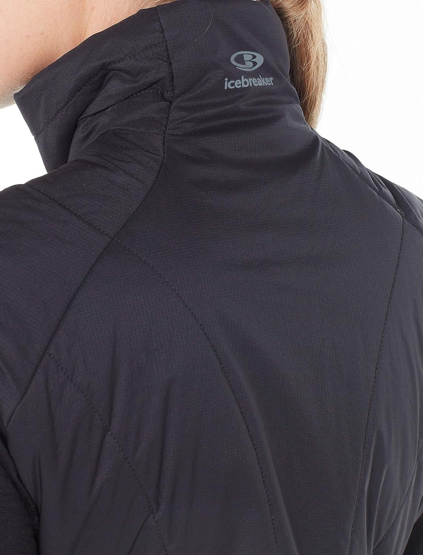 a488f79b42 Amazon.com: Icebreaker Merino Women's MerinoLOFT Hyperia Lite Hybrid Vest:  Clothing