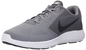 e623df7fe83 Nike Revolution 3 Mens Running Shoes - Cool Grey Black  Amazon.co.uk ...