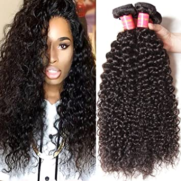 Amazon longqi malaysian curly hair 3 bundles 8 10 12inch longqi malaysian curly hair 3 bundles 8 10 12inch real virgin human hair weave extensions grade pmusecretfo Image collections