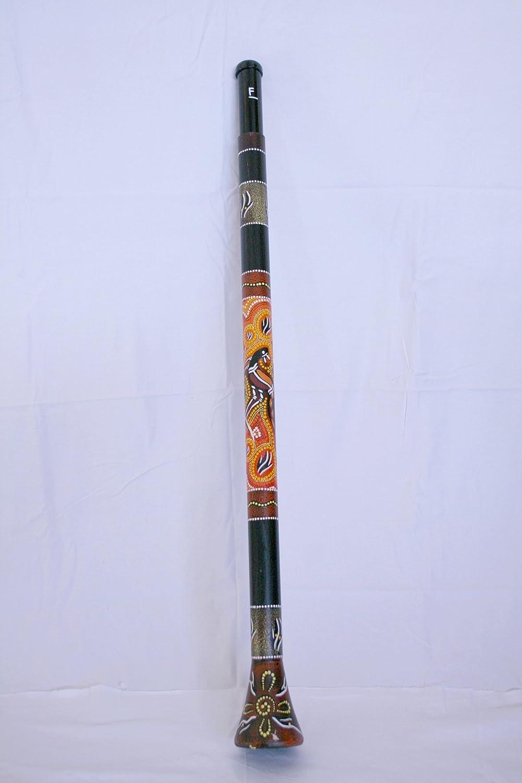 Didgeridoo Rundform Instrument Naturmaterialien Reisetasche Spirale Austra Blasinstrumente d3