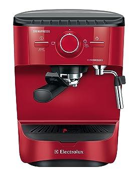 Electrolux EEA255 Máquina espresso 1.5L 2tazas Rojo - Cafetera (Máquina espresso, 1,