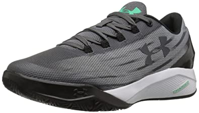 best website 76bd7 15a77 Under Armour Men s Grade School Charged Controller Basketball Shoe, Rhino  Gray (076)