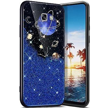 Robinsoni Funda Compatible con Samsung Galaxy A5 2017 Funda ...