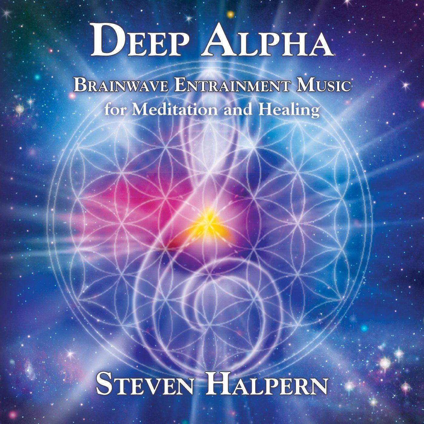 Deep Alpha: Brainwave Entrainment Music for Meditation and Healing