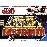 Ravensburger Star Wars Labyrinth The Last Jedi- Juego de Laberinto