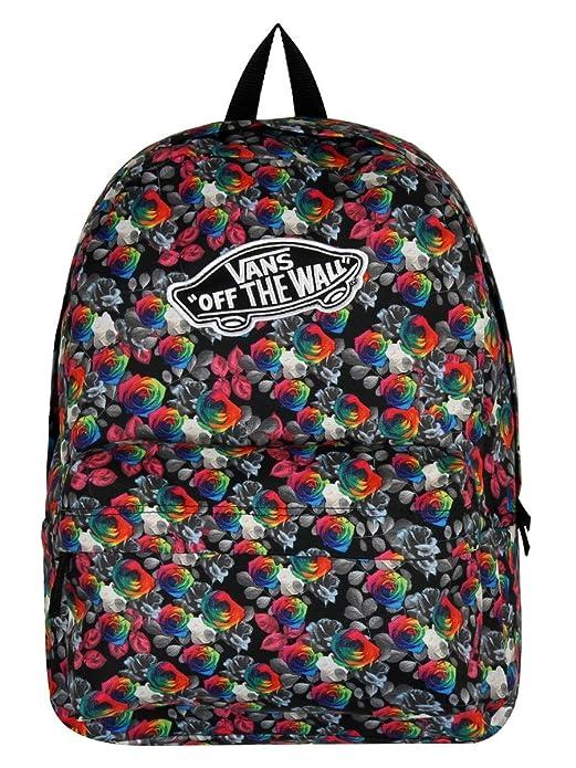 vans rucksack bunt
