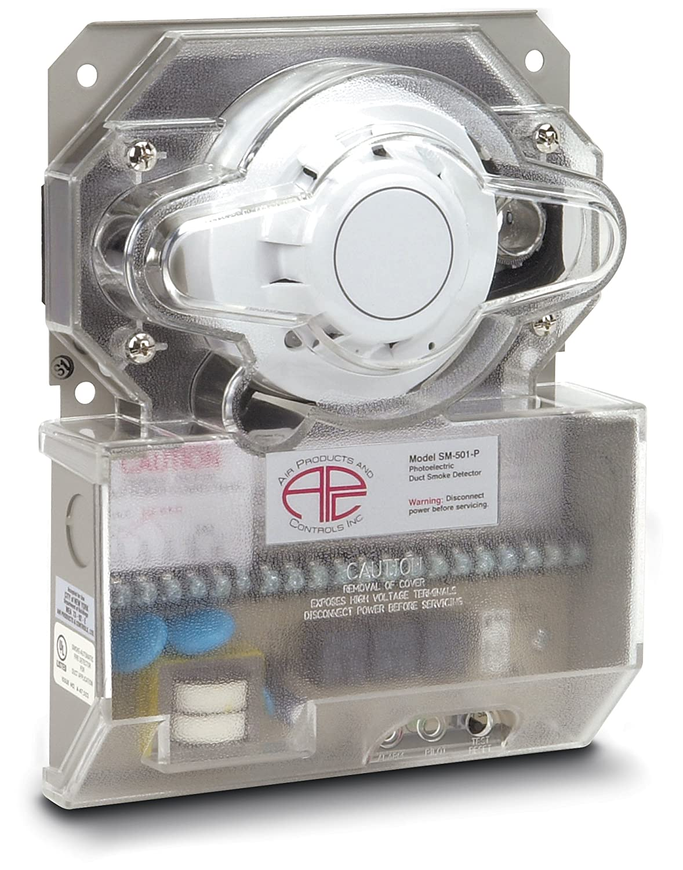 D4120 Duct Smoke Detector Wiring Diagram