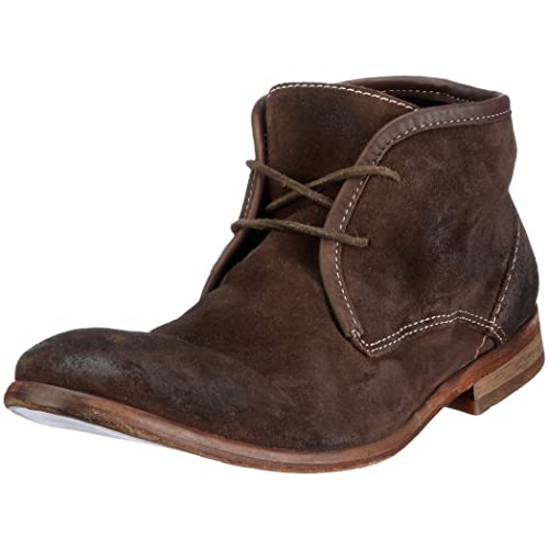 Cruise Desert Boots Mens Brown Braun (Chocolate) Size: 9 (43 EU) Hudson