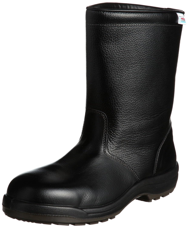 [ミドリ安全] 安全靴 半長靴 ES240eco B005ANZVPG 23.5 cm|ブラック
