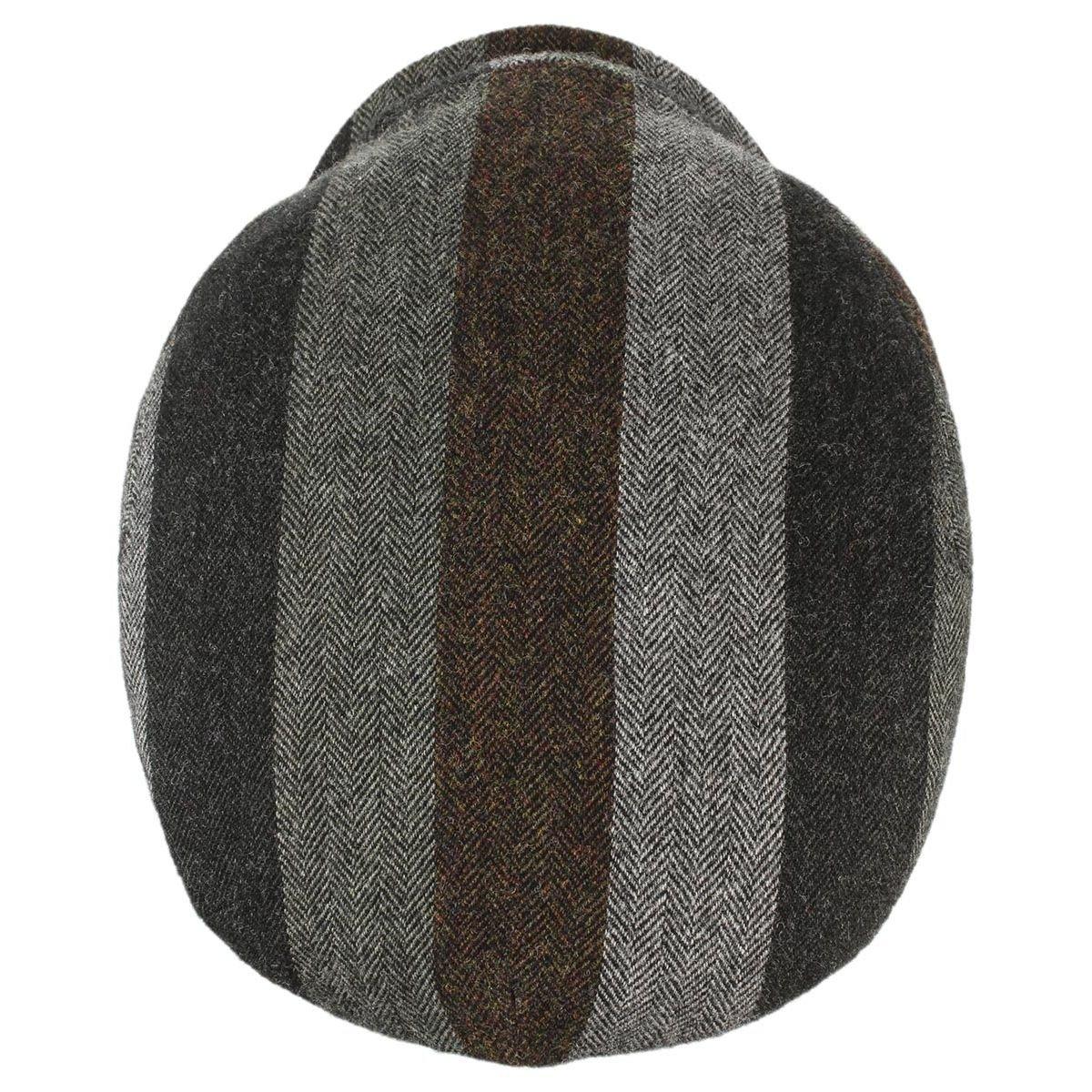 Stetson Bandera Patchwork Coppola cappello piatto berretti piatti 62 cm -  antracite  Amazon.it  Abbigliamento d242e98b6c54