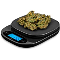 Ozeri ZK420-B Garden and Kitchen Scale (Black)