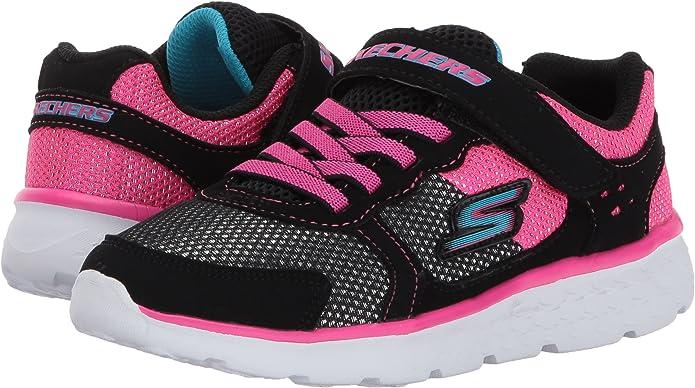 Skechers Go Run 400 81358LBKHP, Basket: : Sports et