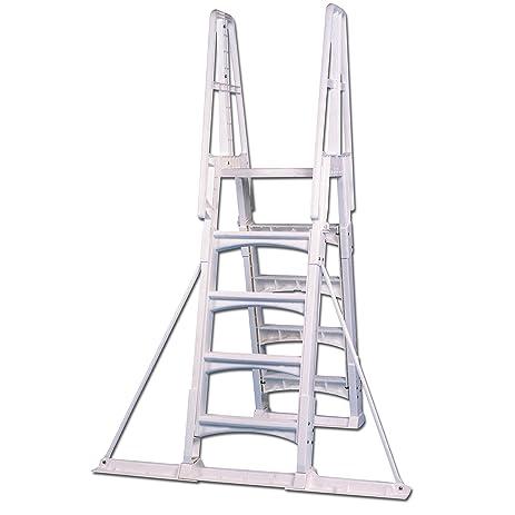 vinyl works slide lock a frame above ground pool ladder stabilizer kit