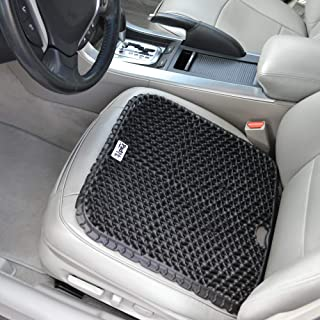 product image for GelPro PAD-IT Portable For Office, Automotive or Sports Activities, 17.5x17.5, Black