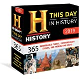 This Day in History 2019 Calendar: 365 Remarkable People, Extraordinary Events, and Fascinating Facts