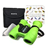 Amazon Price History for:High-Resolution Kids Binoculars Set 8x21 - Bird Watching - Educational Learning - Birthday Gift- Hunting - Outdoor Camp - ( Rubber Shock Proof and Prism Coating )