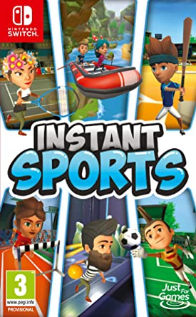 Instant Sports: Amazon.es: Videojuegos