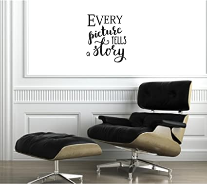 Amazon com: Epic Designs Wall Decor Decal - Every Picture