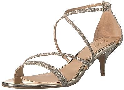 1a98ee5052d Amazon.com  Badgley Mischka Women s Gal Heeled Sandal  Shoes