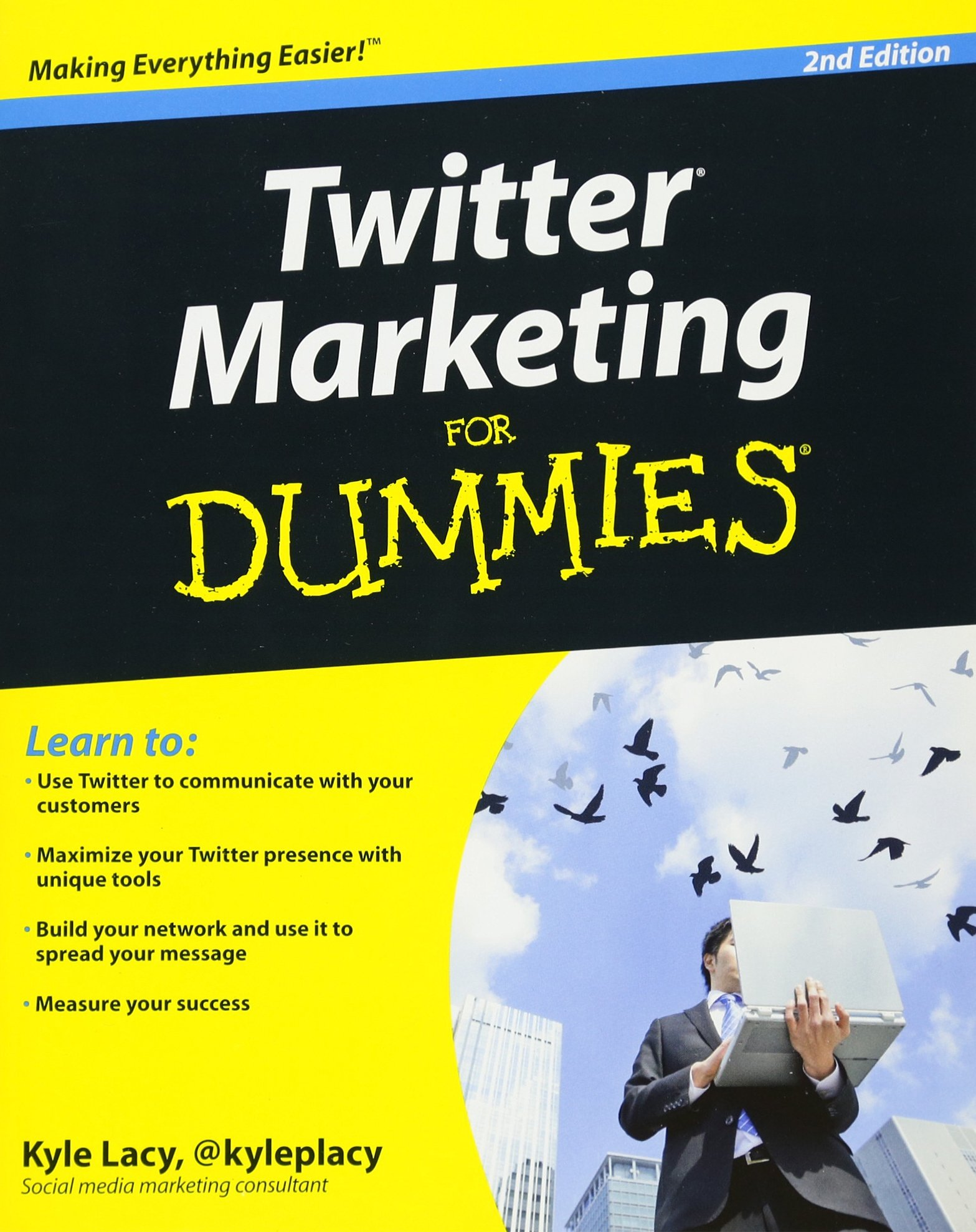 Twitter Marketing Dummies Kyle Lacy