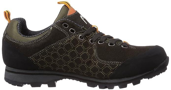 HEAD 814 Low TR - Zapatillas De Atletismo de Piel Hombre: Amazon.es: Zapatos y complementos