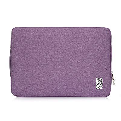 13-13,3 pouces Macbook Air/ Macbook Pro/ Retina Housse Etui Housse de protection portant le sac de protection pour 13 pouces netbook ultrabook LefRight violet