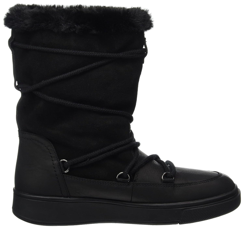 a1c4ca84366 Geox Women's's D Mayrah B ABX a Snow Boots: Amazon.co.uk: Shoes & Bags