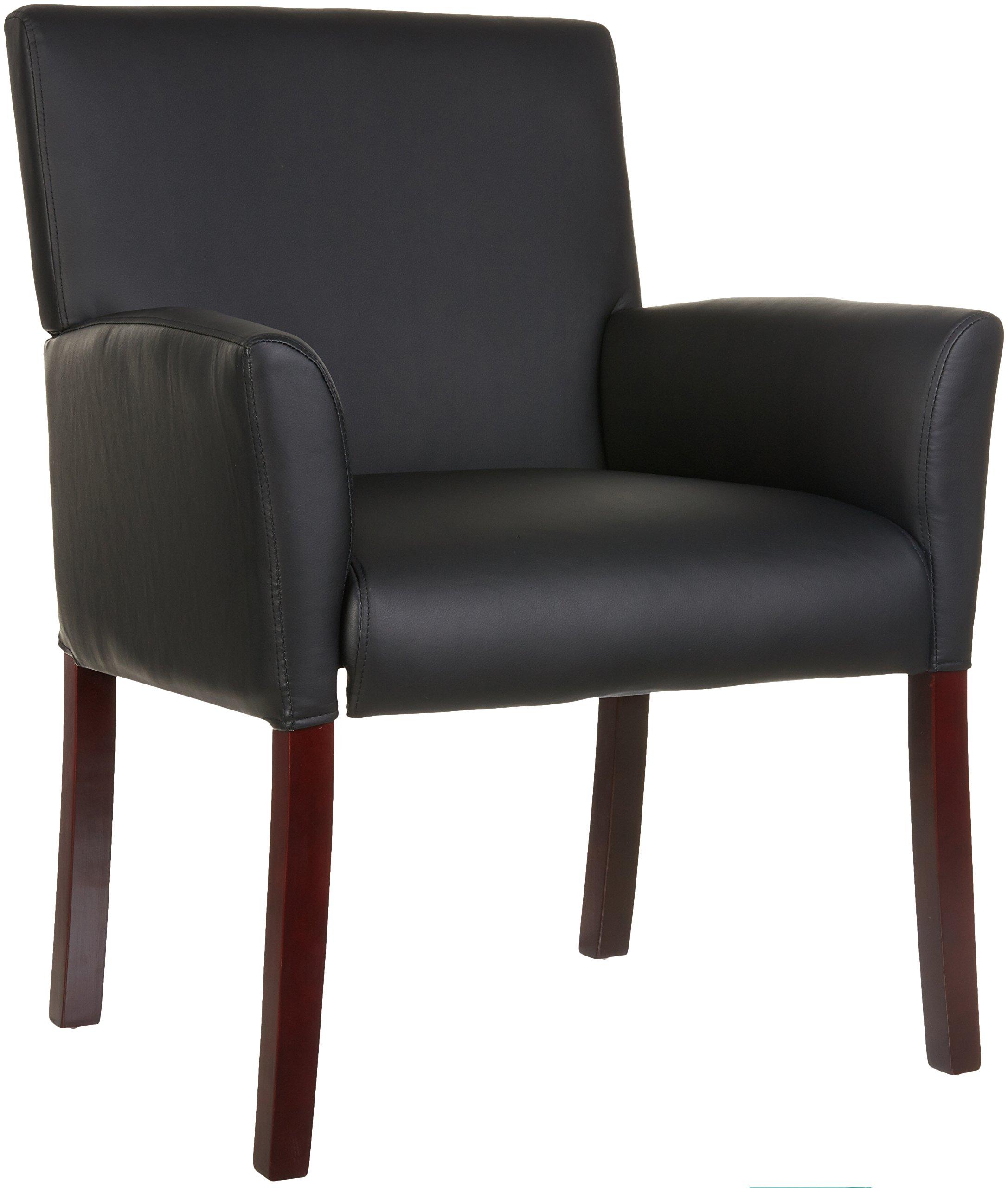 AmazonBasics Reception Chair, Black by AmazonBasics (Image #1)