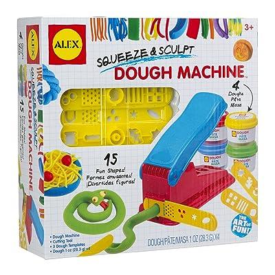 80 オフ Alex Toys Artist Studio Squeeze And Sculpt Dough Machine