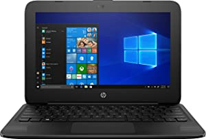 "HP Stream 11-ah117wm 11.6"" Laptop Celeron N4000 4GB 32GB eMMC Windows 10 S"
