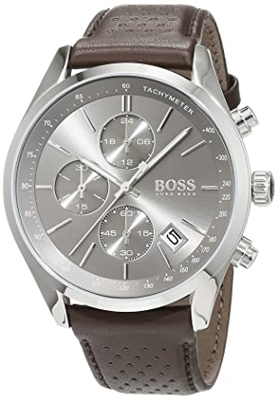 Boss GRAND PRIX 1513476 Mens Chronograph Classic Design