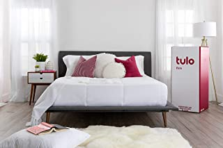 product image for Mattress by tulo, Pick your Comfort Level, Firm California King Size 10 Inch Bed in a Box, Great for Sleep and Optimal Body Support
