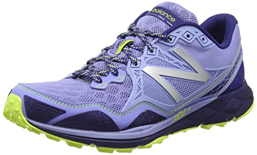 New Balance 910 Scarpe da Trail Running Donna Blu Blue 400 40 EU