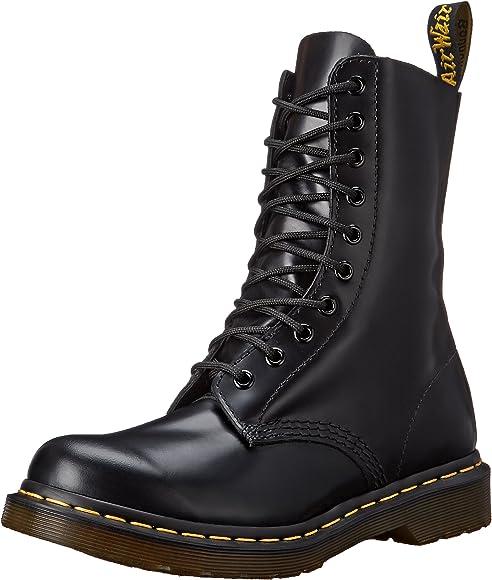 Dr. Martens Women's 1490 W 10 Eye Boot