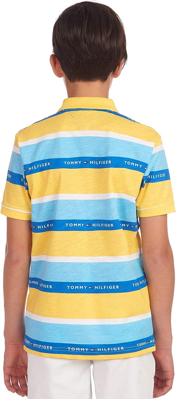 Tommy Hilfiger Boys Printed Polo